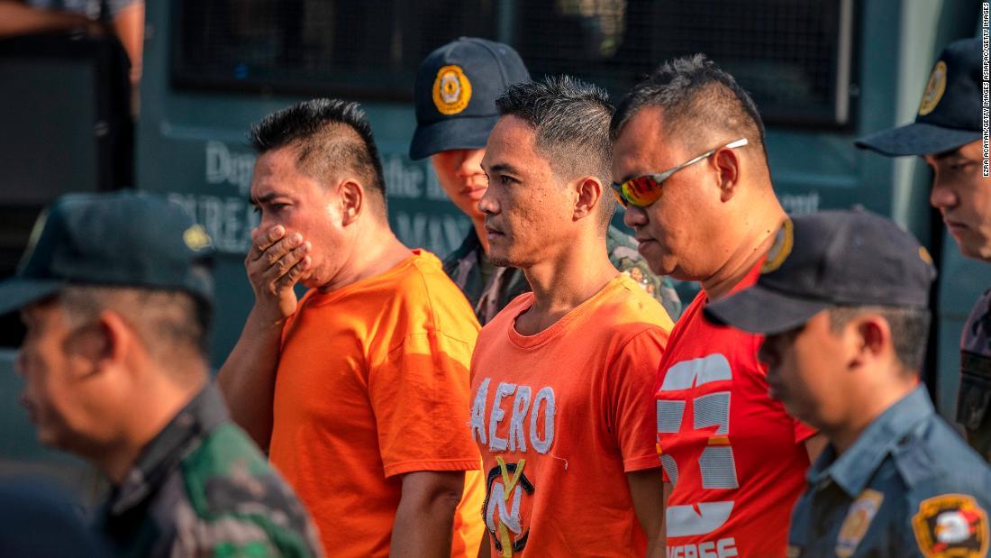 Die Planer von Maguindanao-Massaker für schuldig befunden, Mord