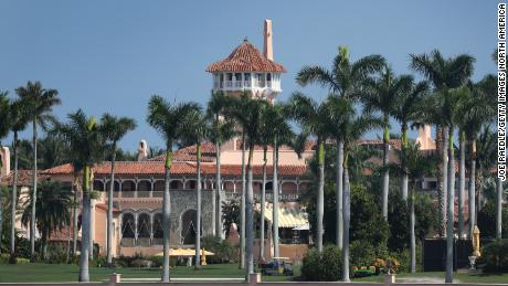 Trump's Mar-a-Lago getting a deep clean after confirmed coronavirus cases