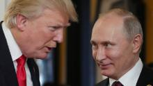 The fascinating mystery of Trump's approach to Putin