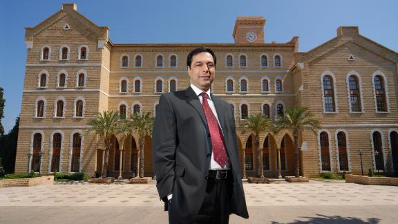 Hassan Diab is a professor at the American University of Beirut.