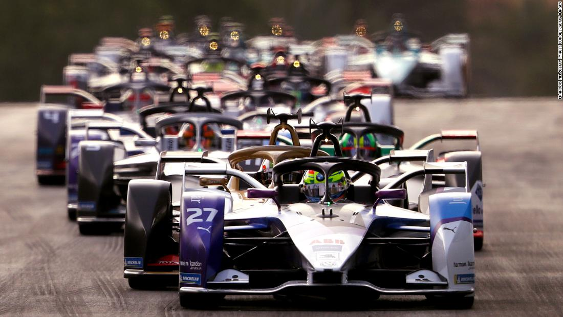 Formula E: Best photos from 2019-2020 season thumbnail