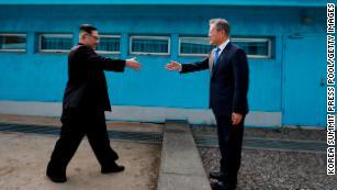 South Korea's Moon says door not closed on talks with North Korea