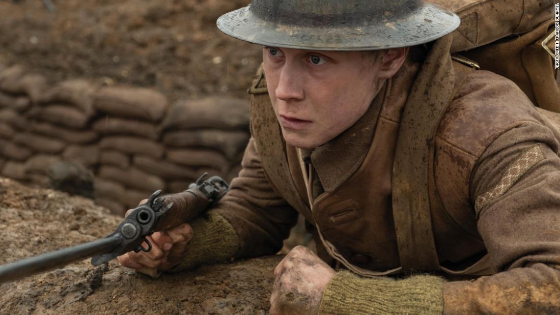 '1917' entthront 'Star Wars' an der Abendkasse