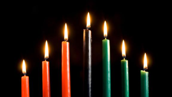 Kwanzaa is celebrated  beginning on December 26.