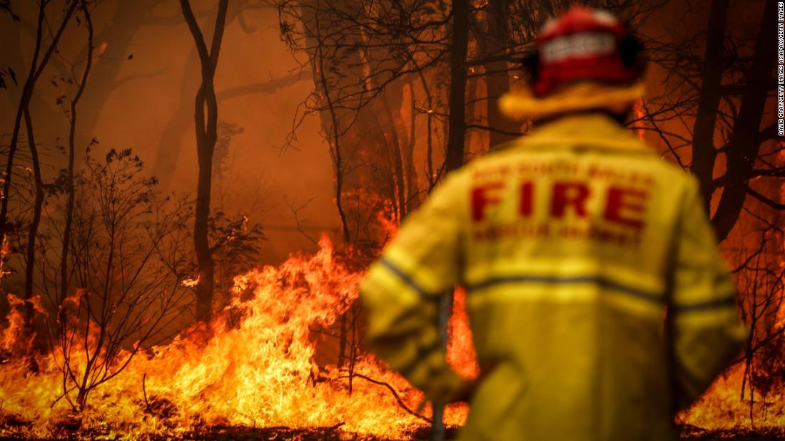 Australia wildfires show no signs of stopping. Here's what you should know