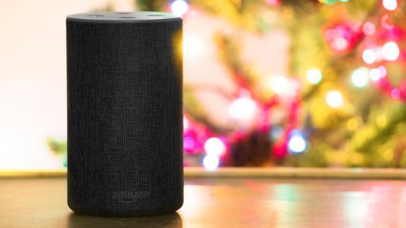 """Alexa, play some holiday cheer."""