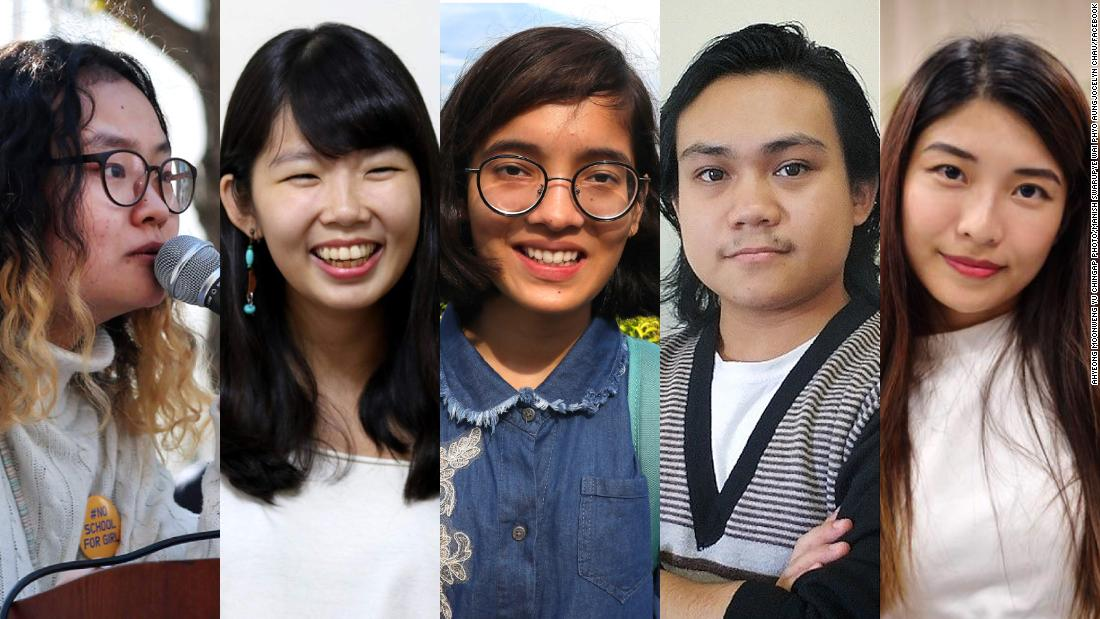 Meet 5 young activists who drove change in Asia this year