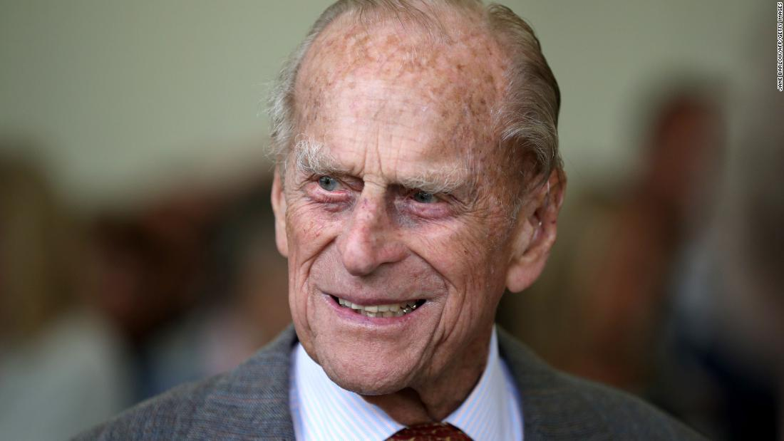 Britain's Prince Philip undergoes procedure for heart condition