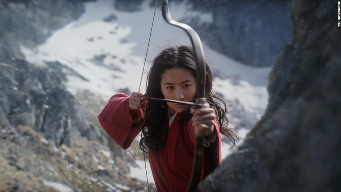 'Mulan' ist der Film, den wir jetzt gebraucht