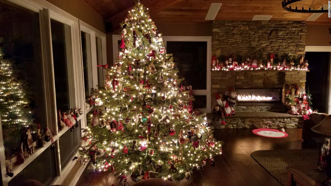 Here are some tips to ensure you don't set your Christmas tree on fire