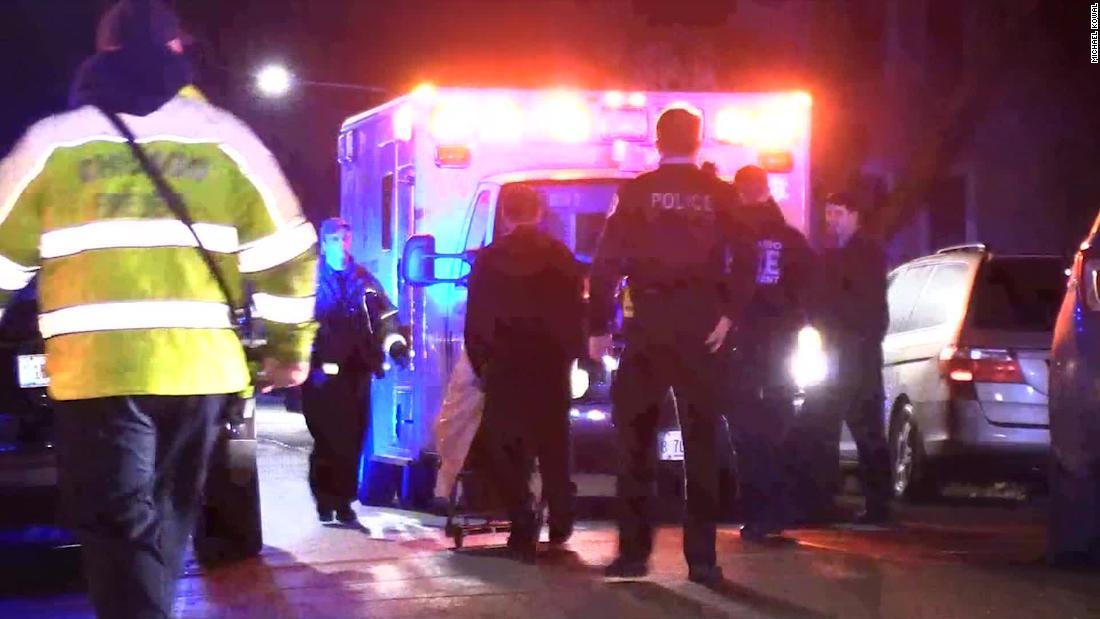 シカゴlauds殺人減少したが、その他の米国の都市戦闘の連続殺人事件