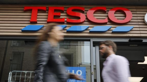 """Tesco said the supermarket was """"shocked"""" by the allegations and had launched an investigation."""