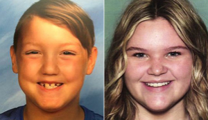 Joshua Vallow, 7, and his sister Tylee Ryan, 17, haven't been seen since September, police said.