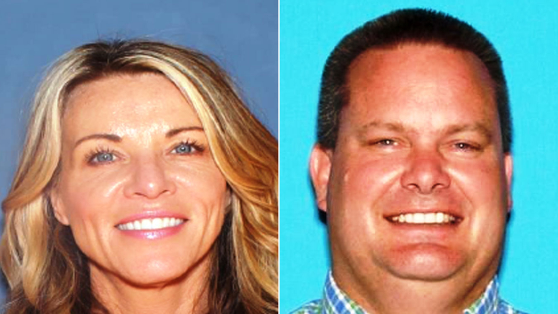 Lori Vallow and Chad Daybell fled Idaho after investigators conducted a welfare check for Vallow
