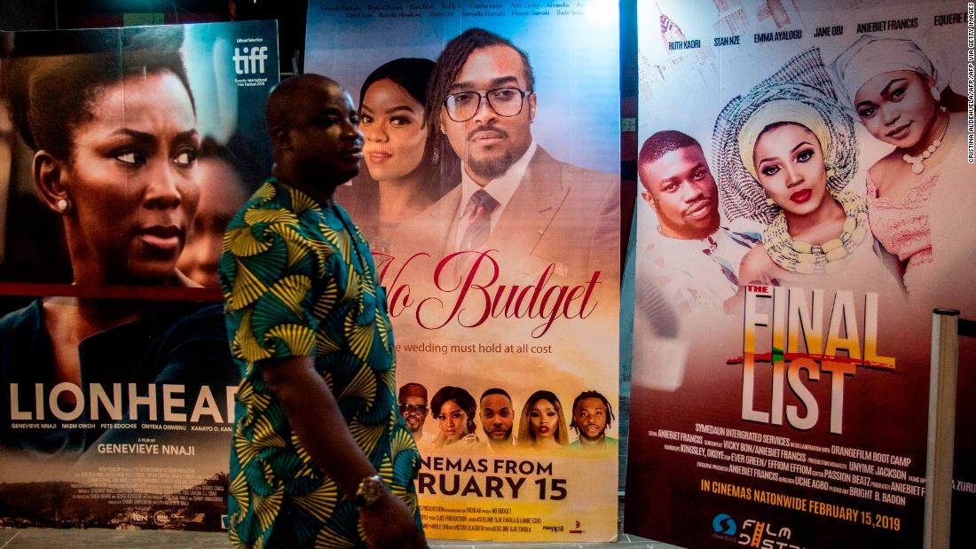 Disney partners with Nollywood to bring American movies to English-speaking West Africa