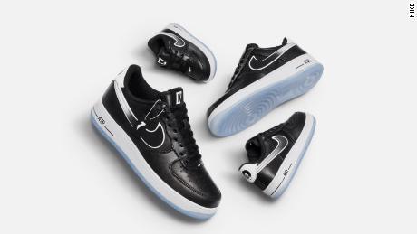 Nike Colin Kaepernick Air Force 1 sneaker sells out online CNN