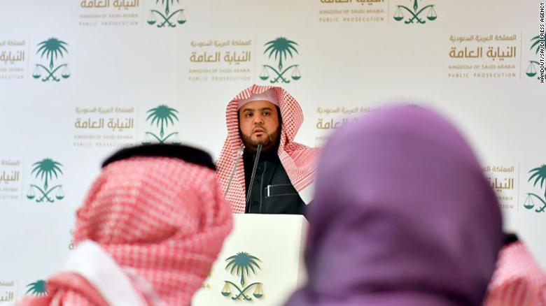 Saudi death sentence wipes MBS's fingerprints in Khashoggi killing