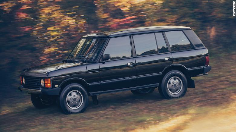 as a luxury off-roader, the Land Rover Range Rover was largely unique in its day