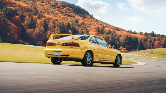 Decades later, the Acura Integra Type R is still an impressive performance car.