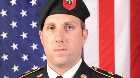 Sgt. 1st Class Michael J. Goble died in Afghanistan on December 23, 2019.