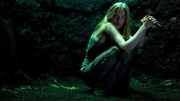 """""""Gone"""": A distraught young woman (Amanda Seyfried) is forced to take matters into her own hands to save her younger sister whom she believes has been kidnapped by a maniacal serial killer whose existence the police refuse to acknowledge. (Amazon Prime, Hulu)"""
