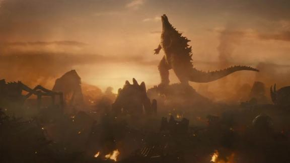 """""""Godzilla: King of the Monsters"""" (HBO Now)"""