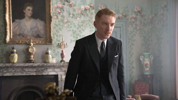 """""""The Little Stranger"""": Domhnall Gleeson stars in this dramatic horror film a country doctor in 1948 England discovers that someone — or something — is haunting the inhabitants of a decaying mansion in this gothic tale. (HBO Now)"""