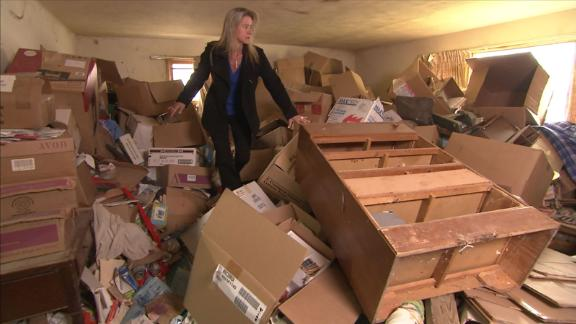 """""""Hoarders"""" Season 10: This addictive docuseries follows the lives of people whose homes are stuffed to the brim because of their hoarding. (Hulu)"""