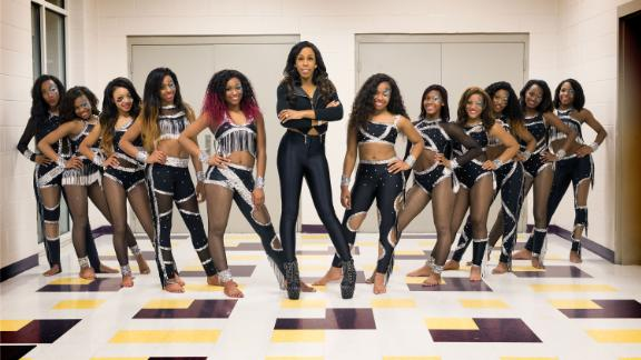 """""""Bring It!"""" Season 4: Set in Jackson, Mississippi, the docuseries follows Coach Dianna """"Miss D"""" Williams and her Dollhouse Dance Factory who compete in hip-hop majorette competitions. (Hulu)"""