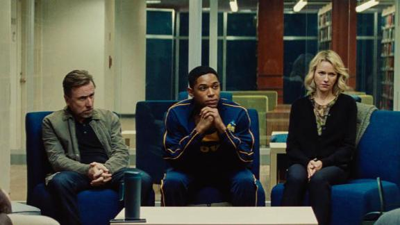 """""""Luce"""": Tim Roth, Kelvin Harrison Jr. and Naomi Watts star in this smart psychological thriller about an adopted all-star student and athlete whose reputation is called into question when his teacher makes an alarming discovery. (Hulu)"""