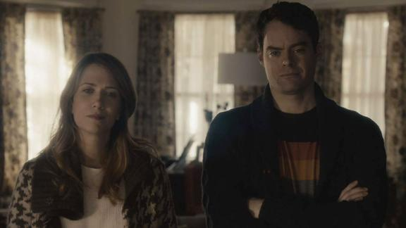 """""""The Skeleton Twins"""": When estranged twins Maggie (Kristen Wiig) and Milo (Bill Hader) feel they"""