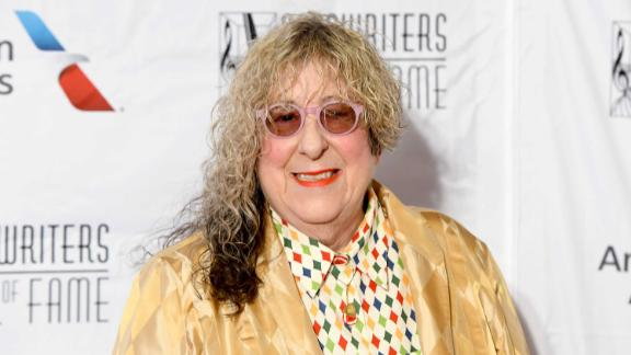 """Songwriter Allee Willis, known for writing the """"Friends"""" theme song, died December 24 at the age of 72, according to her partner Prudence Fenton."""