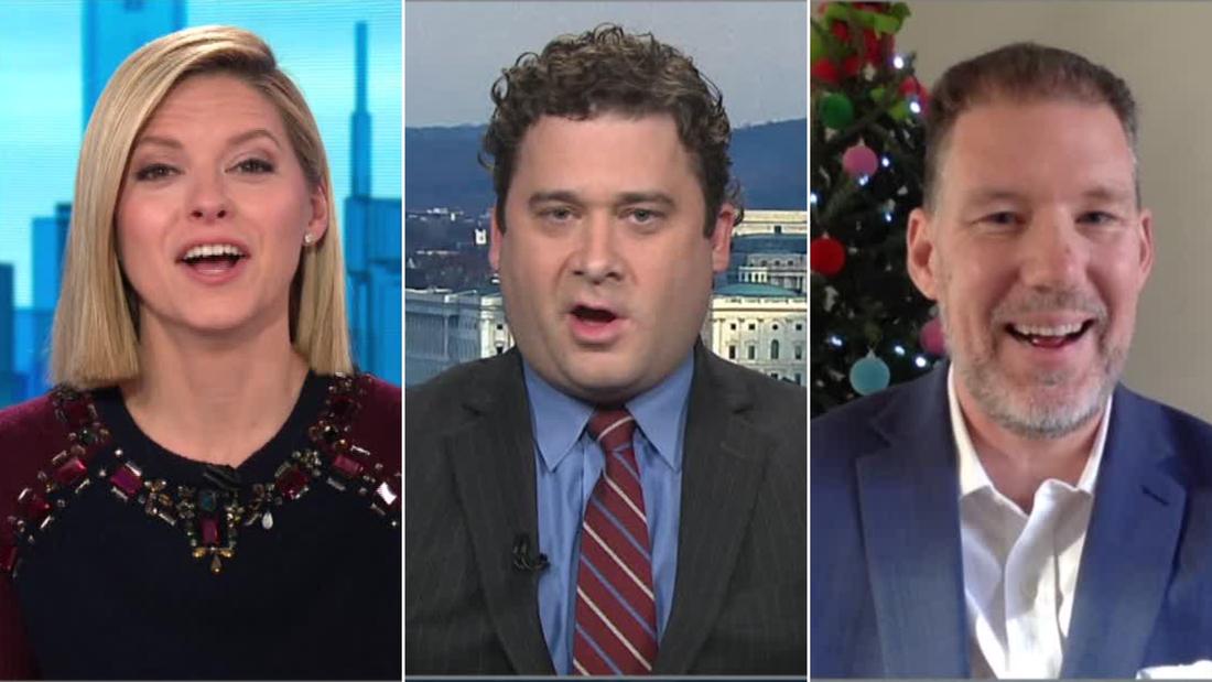 CNN analis: Presiden Trump adalah bermain 'lapar kuda Nil Lapar' permainan
