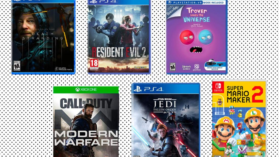 These are our favorite video games of 2019