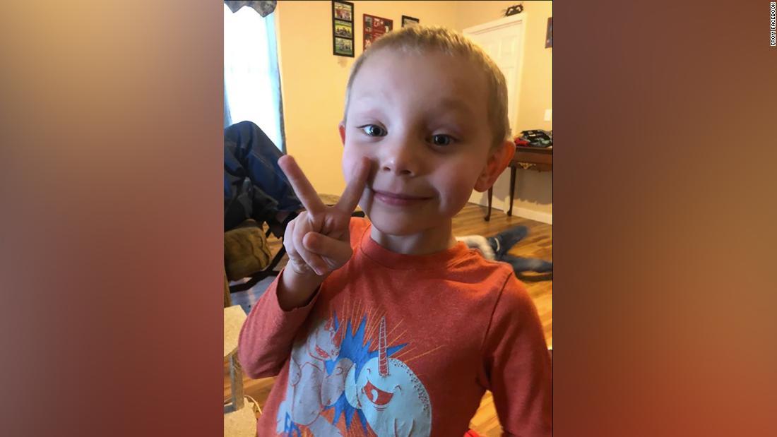 Fehlende 5-Jahr-alten autistischen Jungen tot im Teich von seiner Großmutter ' s Haus