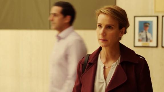 """""""Dead Lucky"""": This Australian urban crime thriller starring Rachel Griffiths follows two very different detectives thrown together to solve a murder. (Acorn TV)"""
