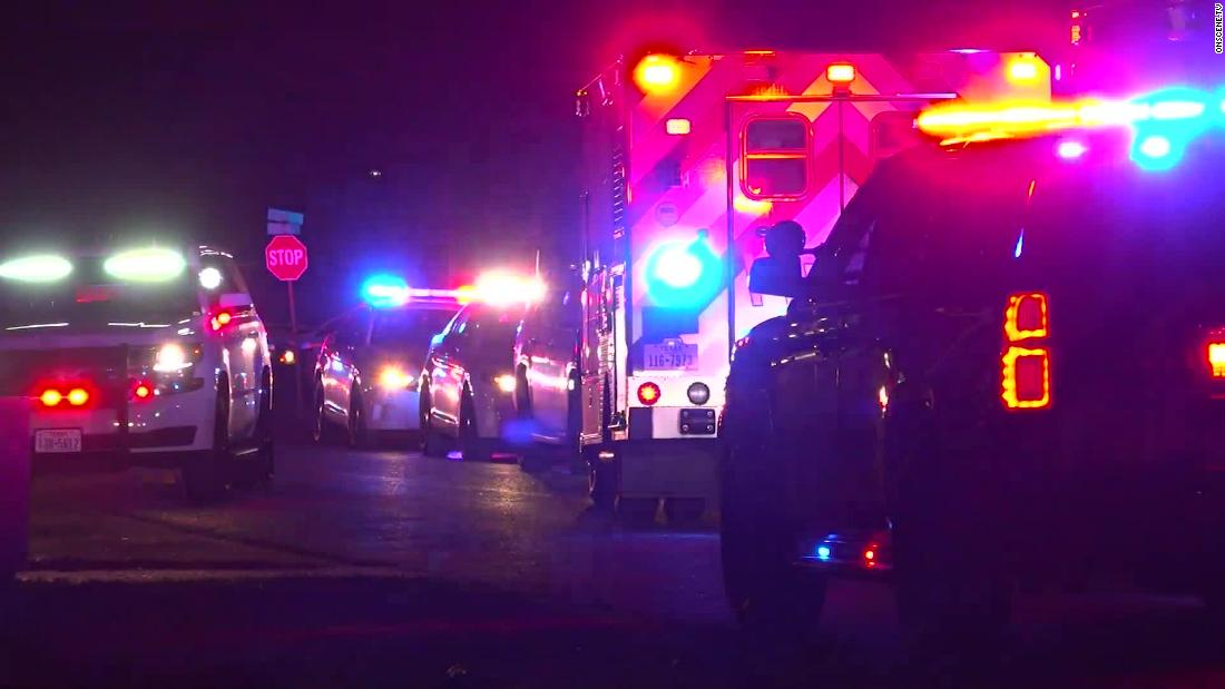 Filming of music video ends in 2 deaths and 6 injuries after apparent drive-by shooting, police say