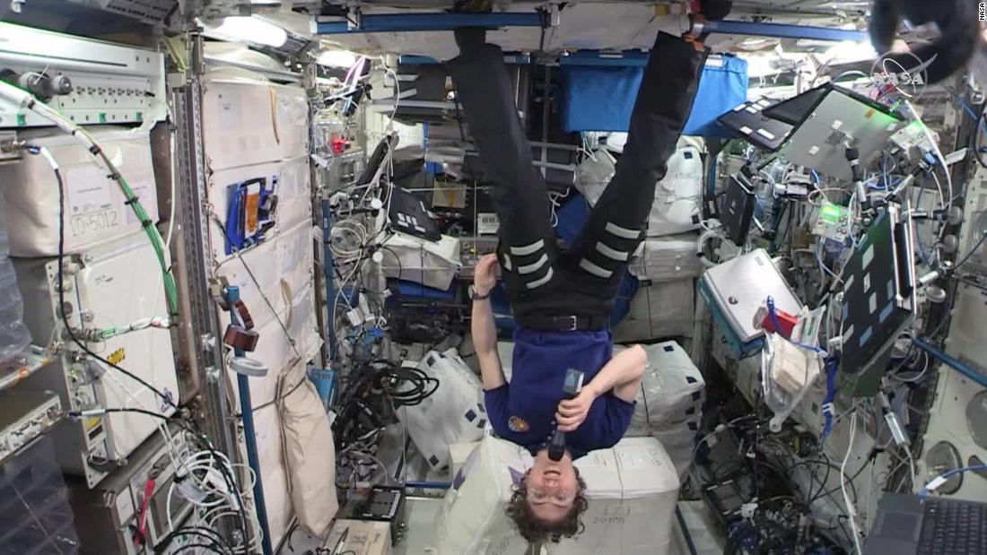 NASA宇宙飛行士は歴史の年