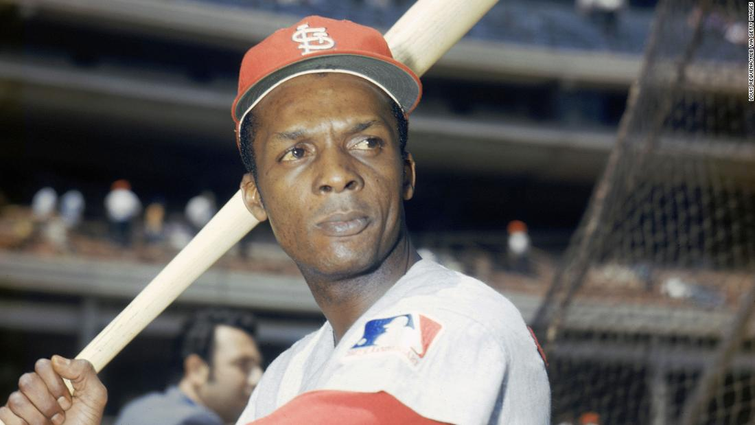 His rebellious act led to free agency in sports. Now, Curt Flood's children want him in the Hall of Fame