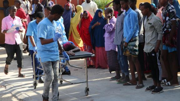 Nurses from Mogadishu
