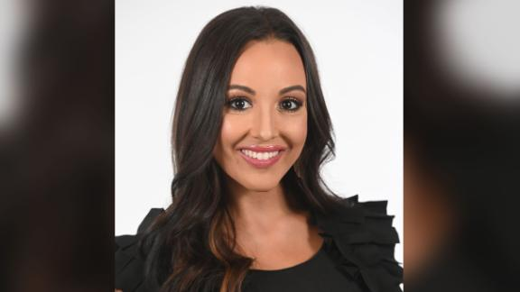 Sports journalist Carley Ann McCord was killed in the crash.