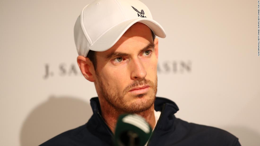 Andy Murray Australian Open zu verpassen