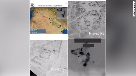 US strikes 5 facilities in Iraq and Syria linked to Iranian-backed militia