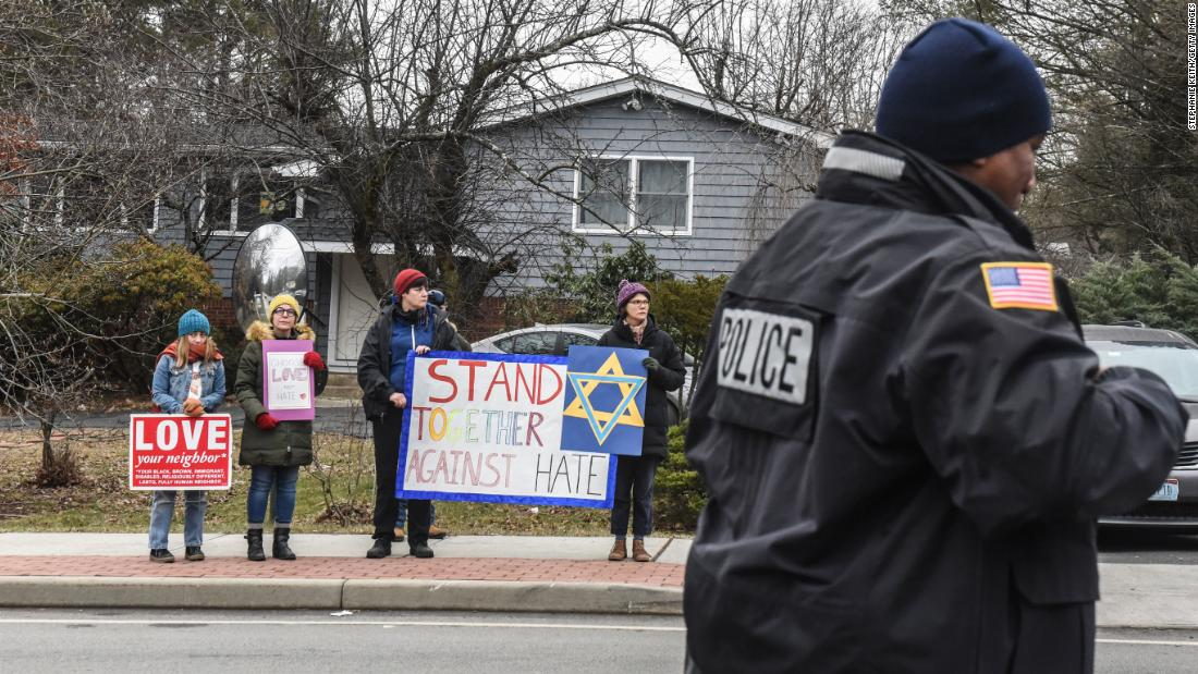 Φεκ Cuomo: Υπάρχει μια μάστιγα του μίσους σε αυτή τη χώρα