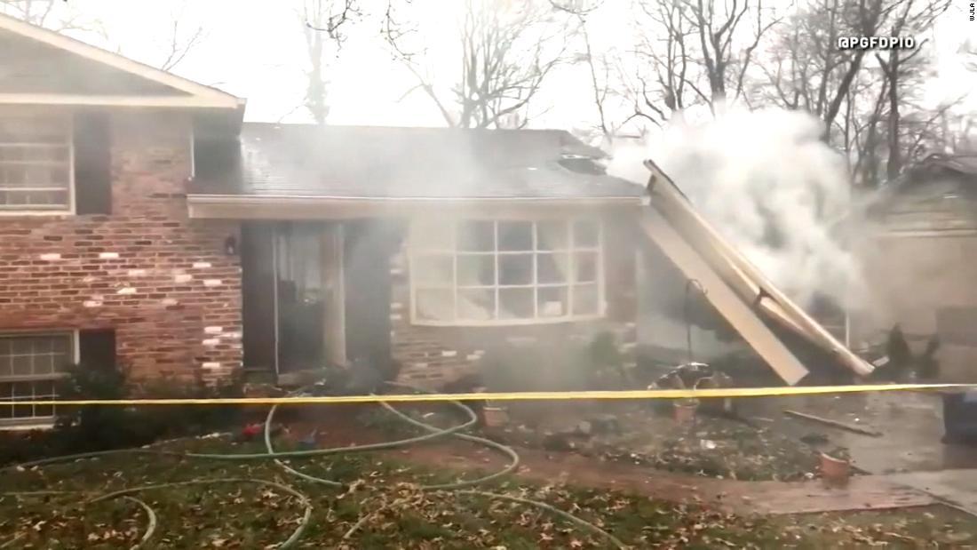 平面バースト炎後にぶハウス
