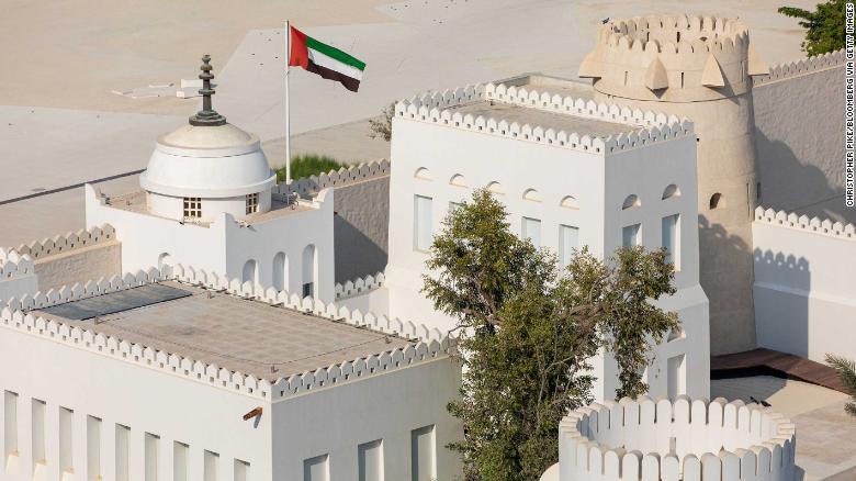 Qasr Al Hosn Abu Dhabi S Oldest