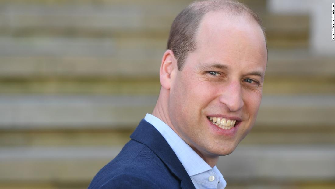 Prince William launches multi-million pound prize to tackle climate crisis