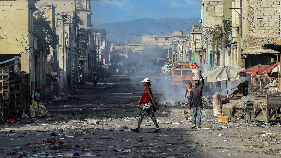 Ten years after an earthquake devastated their country, many Haitians have little hope