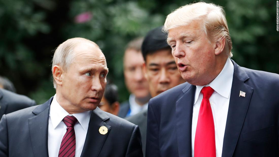 Why Putin would want Trump to win in 2020 thumbnail