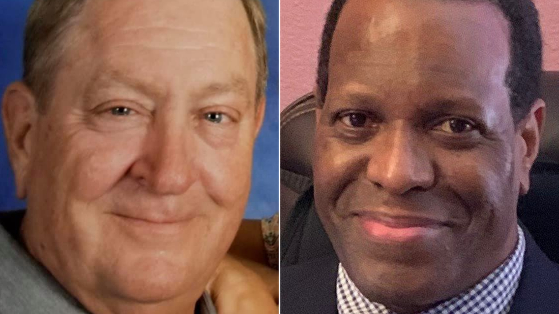 Richard White, 67, from River Oaks, and Anton Wallace, 64, from Fort Worth were identified as the victims of the church shooting.